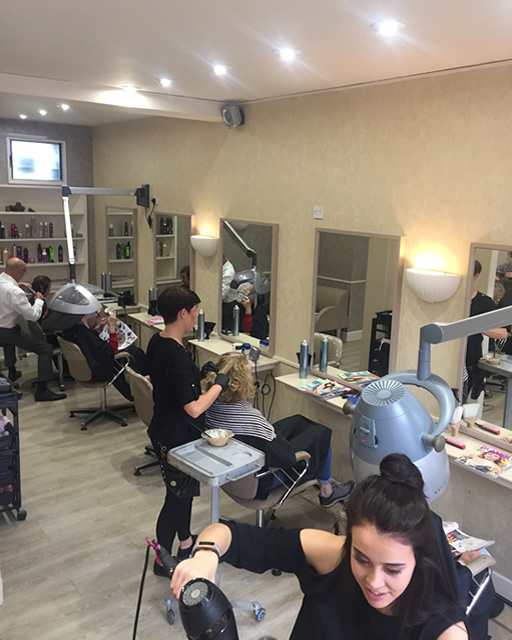Elgin Hairdresser Moray